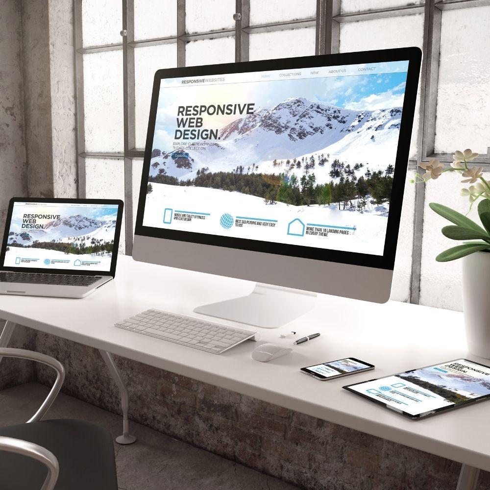 VTA4 - WordPress Website Design